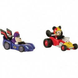 MICKEY ROADSTER RACERS Voitures Mickey & Pat Pack Mickey & S