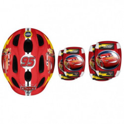 CARS Casque + Coudieres/Genouilleres