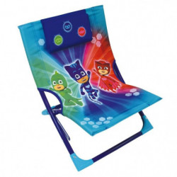 Fun House Pyjamasques chaise de plage pour enfant