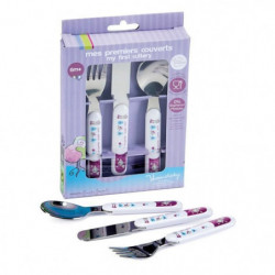 """THERMOBABY Coffret """"Mes Premiers Couverts"""" Set Fourchette Co"""