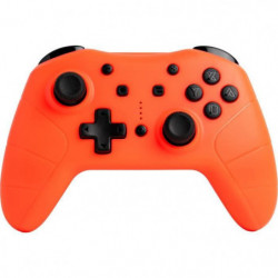 Manette filaire Under Control Rouge V3 pour Switch