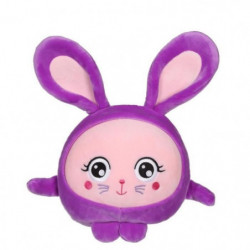 """GIPSY TOYS Squishimals 20 cm lapin violet """"Becky"""""""