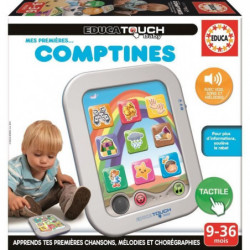 EDUCA Touch Compact Baby Comptines