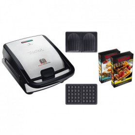 TEFAL Gaufrier multifonction Snack collection