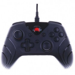 Manette filaire FREAKS AND GEEKS Noire pour SWITCH/PC