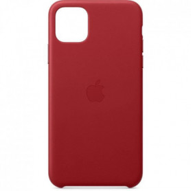 APPLE Coque en Cuir (PRODUCT)RED pour iPhone 11 Pro Max