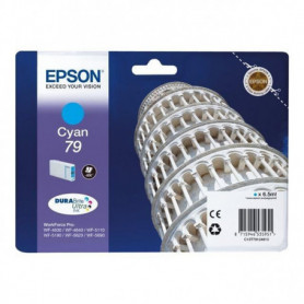 EPSON Cartouche 79 - Cyan - 6.5ml - 800 pages