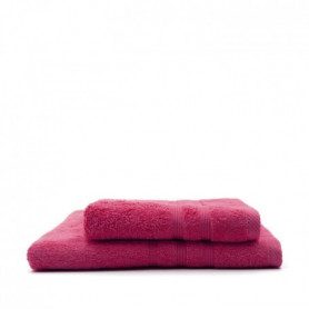 TODAY Lot de 1 Serviette de bain 50 x 100 cm + 1 Drap de bain 133727