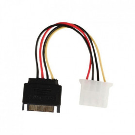 NEDIS Internal Power Cable - SATA 15-pin Male - Molex Female