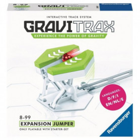 RAVENSBURGER - GraviTrax Bloc d'Action Jumper