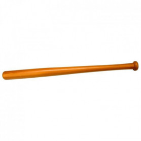 ABBEY Batte de baseball - 73 cm - Marron