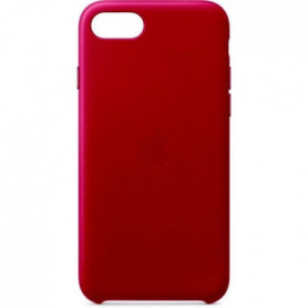 APPLE Coque pour iPhoneSE Cuir - (PRODUCT)RED