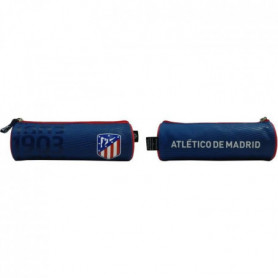 ATLETICO MADRID Trousse ronde - Un compartiment - 21,5x7x5 cm