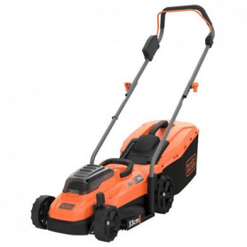BLACK & DECKER Tondeuse 33 cm sans fil LITHIUM 18V - 2,5Ah
