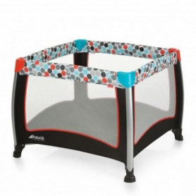 HAUCK - lit / parc play n relax square - Fisher Price - black