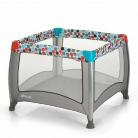 HAUCK - lit / parc play n relax square - Fisher Price - grey