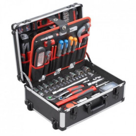 MEISTER Trolley à outils 156 pieces