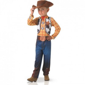 TOY STORY Déguisement Woody 7/8 ans