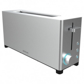Grille-pain Cecotec YummyToast Extra 1050W Acier inoxydable