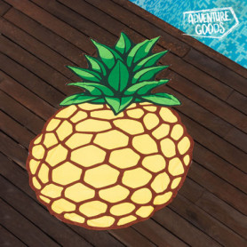 Serviette de Plage Ananas Adventure Goods