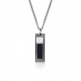Pendentif Homme Time Force TS5077CS