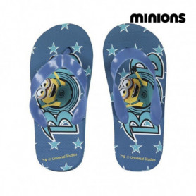 Tongs de Piscine Minions 72365 Bleu