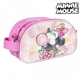 Trousse d'écolier Minnie Mouse Rose