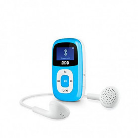 "MP3 SPC MREMMP0337 8668A FIREFLY 1"" 8GB Bluetooth 2.0 Bleu"