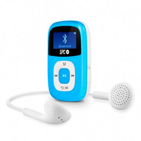 Lecteur MP3 SPC 8668A 8 GB BLUETOOTH RADIO FM Bleu