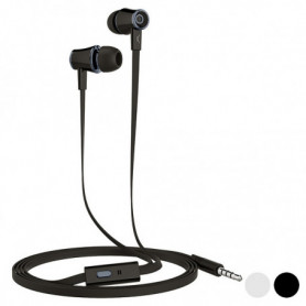 Casques avec Microphone KSIX Go & Play Small 3 3.5 mm