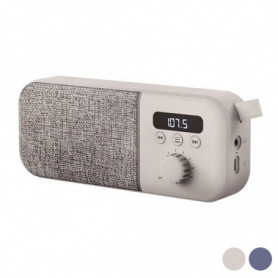 Radio numérique portable Energy Sistem Fabric Box FM 1200 mAh 3W