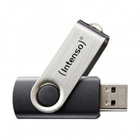 Pendrive INTENSO 3503490 USB 2.0 64 GB Noir