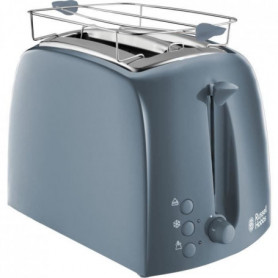 Russell Hobbs 21644-56 Toaster Grille-Pain Texture Fentes Larges