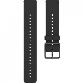 POLAR Bracelet interchangeable IGNITE Noir M/L