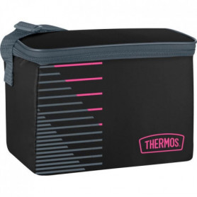Thermos 176570 Sac isotherme THERMOS VALUE-NOIR/ROSE-4L