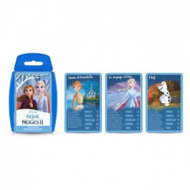 TOP TRUMPS LA REINE DES NEIGES 2 - Jeu de cartes