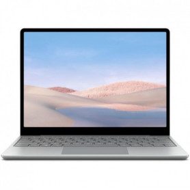 Microsoft Surface Laptop Go - 12,45 - Intel Core i5 1035G1 - RAM 8Go - Platine