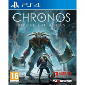Chronos : Before the Ashes Jeu PS4
