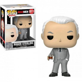 Figurine Funko Pop! TV : Mad Men S1 - Roger