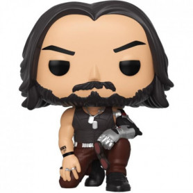 Figurine Funko Pop! Games: Cyberpunk 2077 - Johnny Silverhand