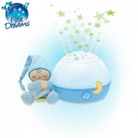 CHICCO Ma Lampe Magic'Projection Bleu First Dreams