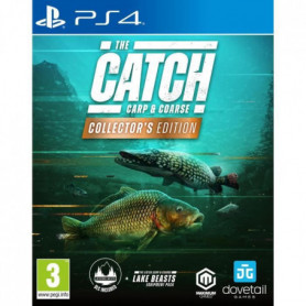 The Catch Carp and Coarse Collector's Edition Jeu PS4