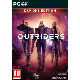 Outriders Édition Day One Jeu PC