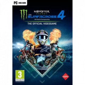 Monster Energy Supercross : The Official Video Game 4 Jeu PC