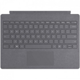Clavier Microsoft Signature Type Cover pour Surface Pro  Anthracite