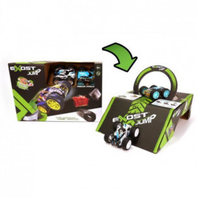 EXOST JUMP - Pack duo (2 voitures friction + accessoires) - Assortiment