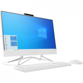 HP All-in-One 24-df1002nf - 24HD - Core i3-1115G4 - RAM 8Go - Stockage 512Go SSD
