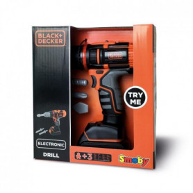 BLACK & DECKER Perceuse Elect. - SMOBY