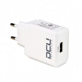 Chargeur mural DCU 37300525 5V Blanc