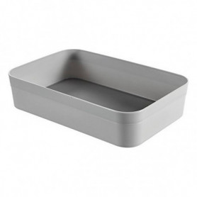 Range-couverts Curver Infinity XL Gris (20,8 x 13,2 x 3,1 cm) (Refurbished A+)
